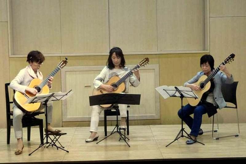 4/1 リハーサル会 東京ギターア...